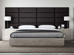 Accent Wall Panels for King Bed with Nightstnad - 2 Boxes of [30 x 46] & 2 Boxes of [39 x 46]