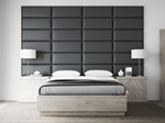Accent Wall Panels for Queen/Full Bed - 6 Boxes of [30 x 46)