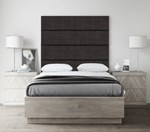 Accent Wall Panels for Twin Bed