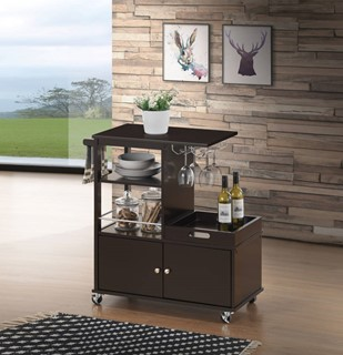 outdoor kitchen cart outdoor grilling acme furniture hadar wenge kitchen cart 252 portable carts islands by the classy home