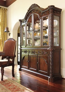 China Cabinets | China & Curio Cabinets | Furniture - The Classy Home