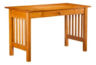 671 office desks by the classy home atlantic furniture mission caramel latte drawer desk gumiabroncs Gallery