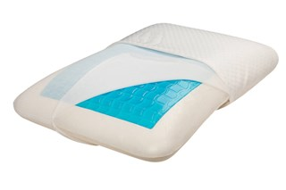 SleepSoft Memory Foam Gel Pillow