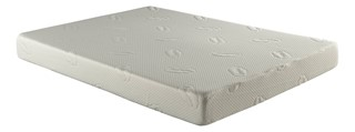 Siesta 7 Inches Twin Extra Long Inches Memory Foam Mattress