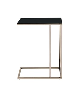 Coaster Furniture Black Snack Table