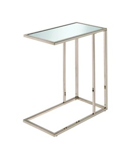 Coaster Furniture Clear Snack Table