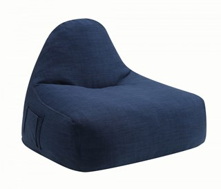 Coaster Furniture Lazy Life Navy Bean Bag