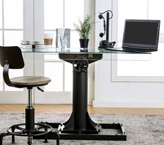 671 office desks by the classy home furniture of america anais lift desk gumiabroncs Gallery