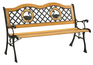 Benches for Backless double ended chaise longue