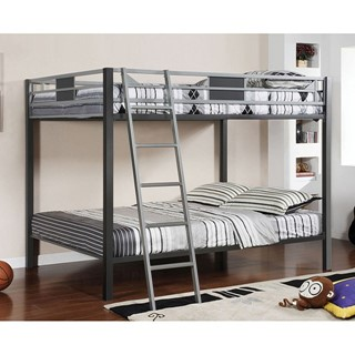 Coaster Furniture Sandler Cappuccino Twin Bunk Bed