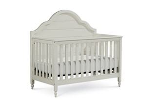 Inspirations By Wendy Bellissimo Mist Grow With Me Convertible Crib