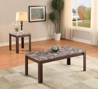 36 coffee table sets by the classy home ocean tailer arabia cherry 2pc coffee table set watchthetrailerfo