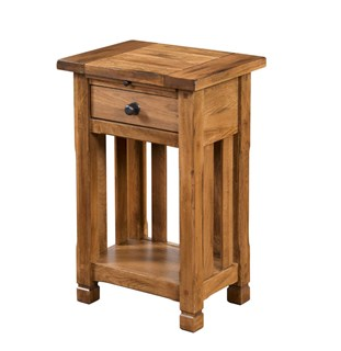 phone table. sunny designs sedona rustic oak phone stand table o