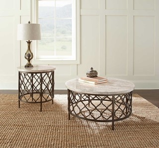 3pc Coffee Table Set ( Cocktai