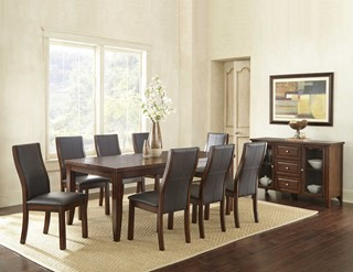 Dining Room Complete Sets The Classy Home Furniture | Living Rooms ...