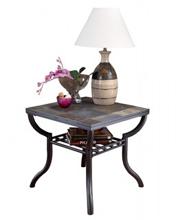 Square End Table  sc 1 st  The Classy Home & Ashley Furniture Antigo Rectangular Cocktail Table | The Classy Home
