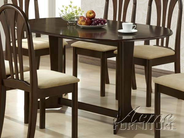 Acme Furniture Stockholm Dining Table ACM-02190TE-OT-DT