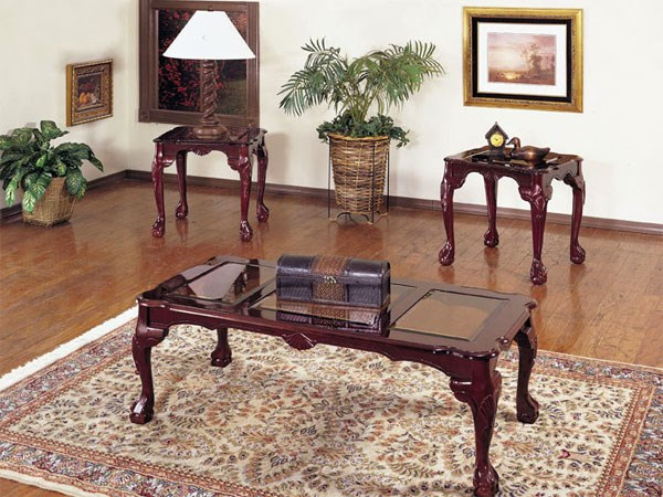 3Pc Coffee/End Table Set (07140) By Acme ACM-07140
