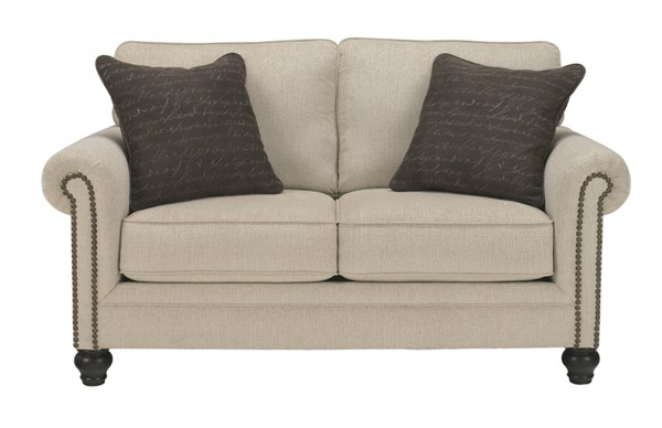 Ashley Furniture Milari Linen Loveseat 1300035