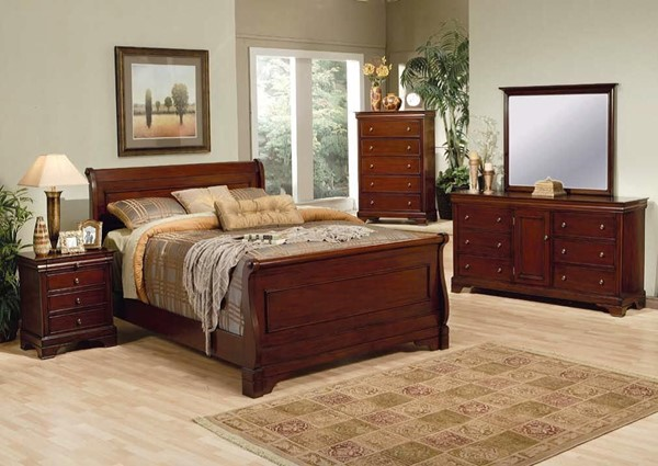 Coaster Furniture Versailles Master Bedroom Set CST-20148