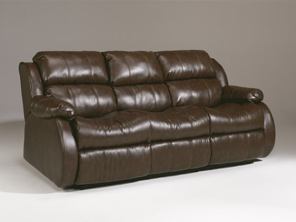 DuraBlend Cafe Reclining Sofa W/ DDT & Dual Massage 2220089