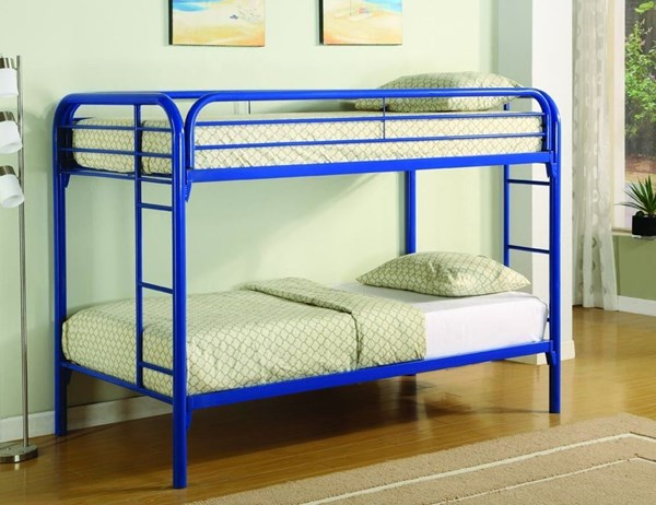 Coaster Furniture Morgan Twin Over Twin Bunk Beds CST-2256-BED-VAR