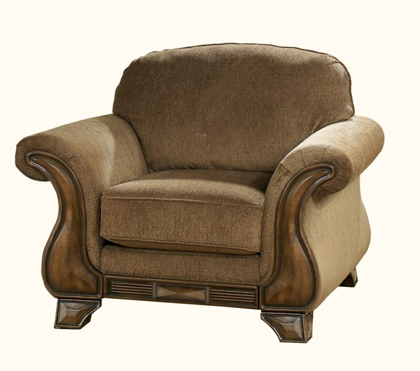 Ashley Furniture Montgomery Mocha Chair 3830020