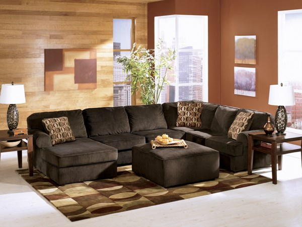 Vista - Sectional (Right side facing Chaise) 684-rface