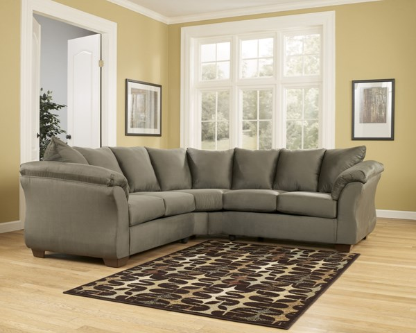 Ashley Furniture Darcy Sectional 750-Sec