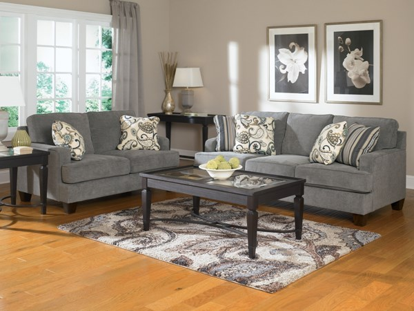Ashley Furniture Yvette 4pc Living Room Set The Classy Home