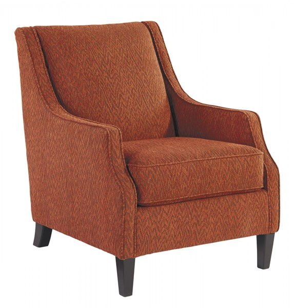 Elnora Traditional Classics Cinnamon Accent Chair 9370222