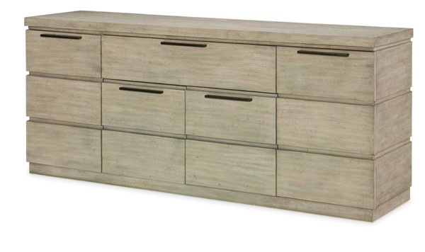 Legacy Furniture Milano by Rachael Ray Sandstone Entertainment Console LGC-9660-023