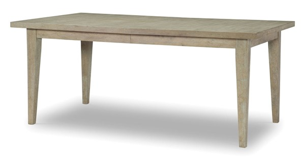 Legacy Furniture Milano by Rachael Ray Sandstone Rectangle Table LGC-9660-221