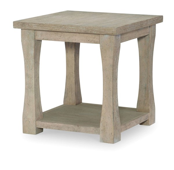Legacy Furniture Milano by Rachael Ray Sandstone End Table LGC-9660-505