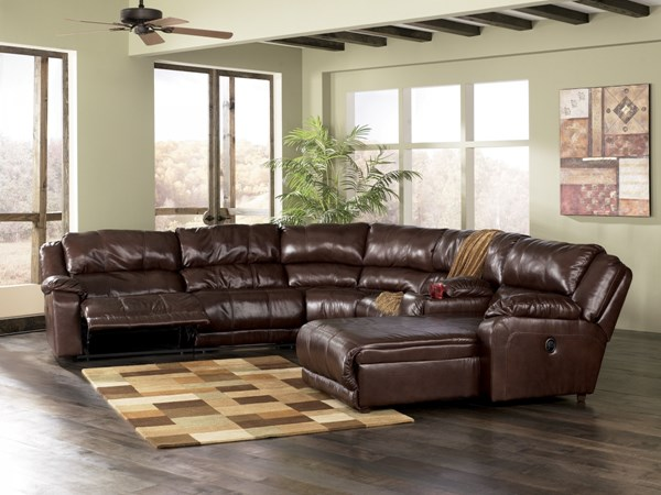 Braxton - Java Zero Wall Armless Recliner 9780019