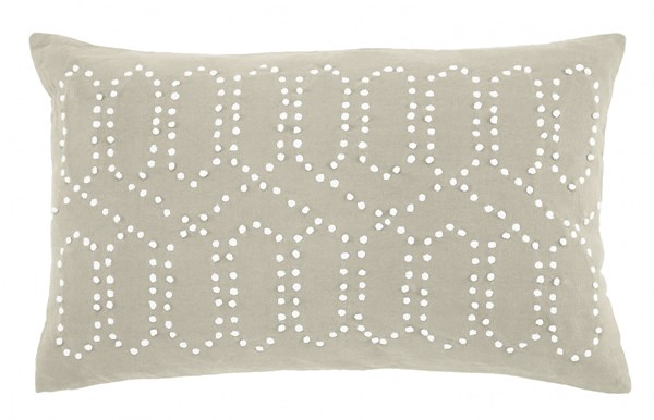 4 Simsboro Traditional Classics Natural Fabric Pillows A1000519
