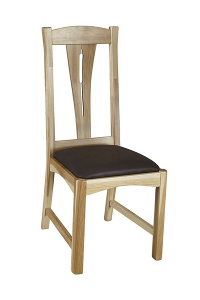 2 A-America Cattail Bungalow Natural Comfort Side Chairs AAF-CATNT2772