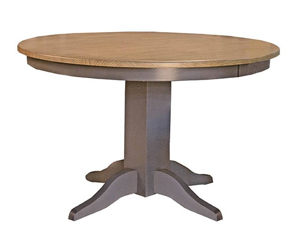 A-America Port Townsend Seaside Pine Round Dining Table AAF-POTSP6250