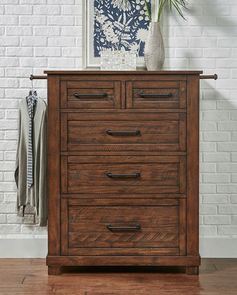 A-America Sun Valley Rustic Timber Chest AAF-SUVRT5600