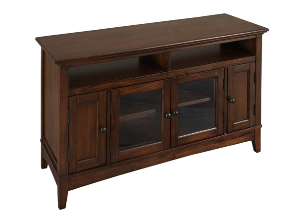 A-America Westlake Cherry Brown TV Console AAF-WSLCB7540