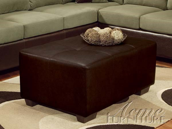 Acme furniture madrid espresso ottoman the classy home for Furniture madrid