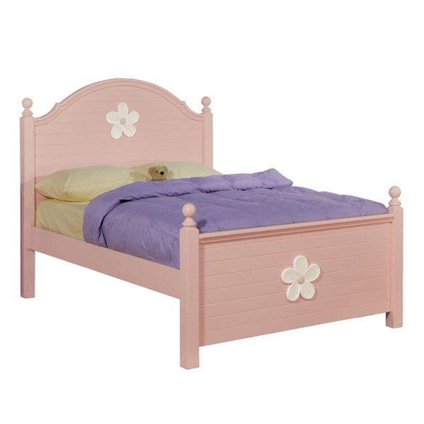 Acme Furniture Floresville Pink Full Bed ACM-00730F