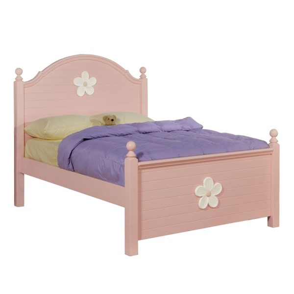 Acme Furniture Floresville Pink Twin Bed ACM-00735T