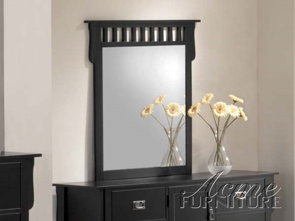 Ridgeville Finish Ridgeville Mirror (1764A) By Acme Furniture 01764A ACM-01764A
