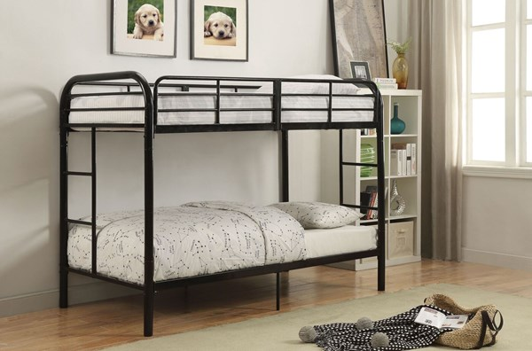 Acme Furniture Thomas Bunk Beds with Ladder ACM-02178-BNK-VAR