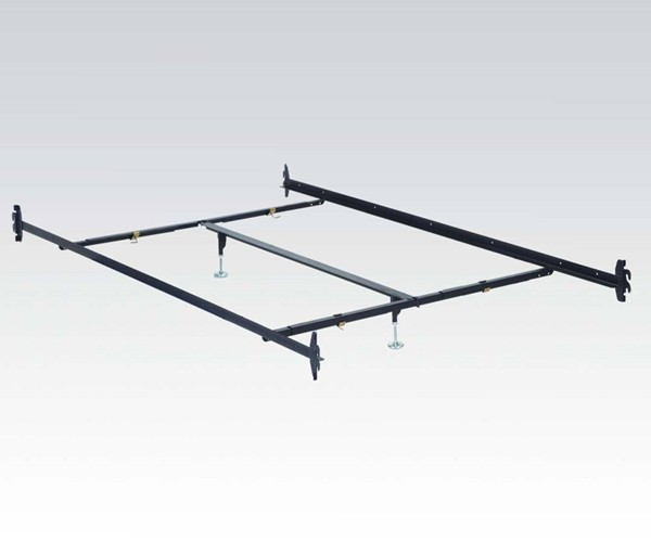 Metal Queen Hook In System Rail W/Center Support ACM-02401