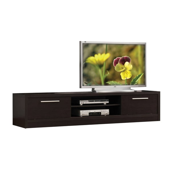 Acme Furniture Malloy Espresso TV Stand with Two Doors ACM-02475