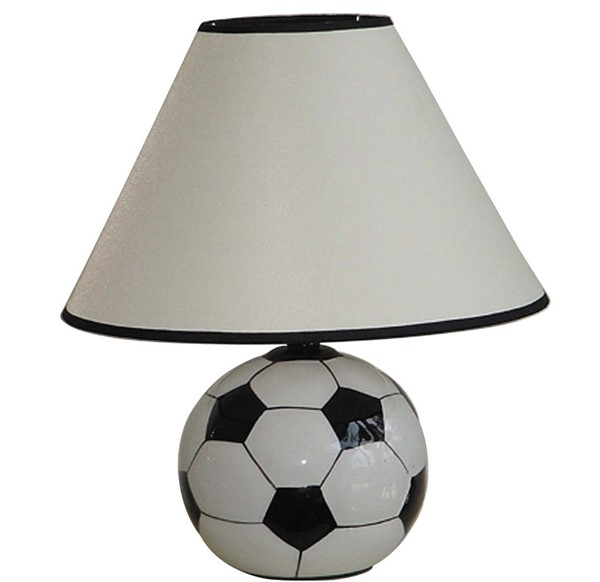 8 Acme Furniture All Star Black White Ceramic Table Lamps ACM-03875