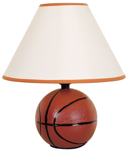 8 Acme Furniture All Star Brown Ceramic Table Lamps ACM-03877