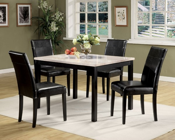 Acme Furniture Portland 5pc Dining Set ACM-06776
